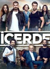 İçerde 10. Bölüm Tek Parça izle 21 Kasım 2016