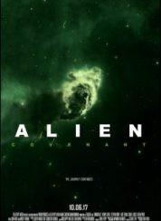 Yaratık Covenant Alien Covenant