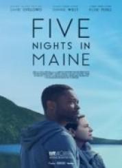 Maine'de Beş Gece (Fiveghts in Maine) Full HD İzle