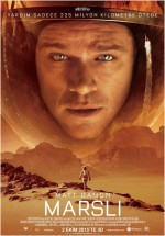 Marslı – The Martian 2015 Türkçe Dublaj 720p İzle
