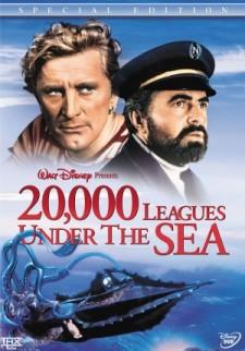Denizler Altında 20.000 Fersah 1954 Türkçe Dublaj 1080p Full HD izle