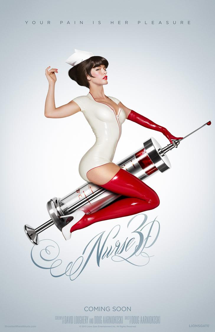 The Nurse 3D 2013 Türkçe Altyazılı izle