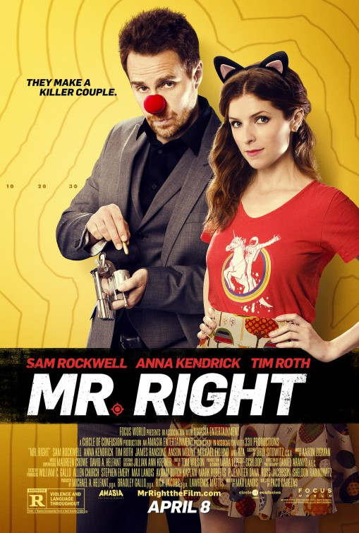 Mr. Right izle |1080p| –  | Film izle | HD Film izle