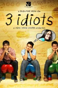 3 Ahmak – 3 Idiots 2009 Türkçe Dublaj 1080p HD izle