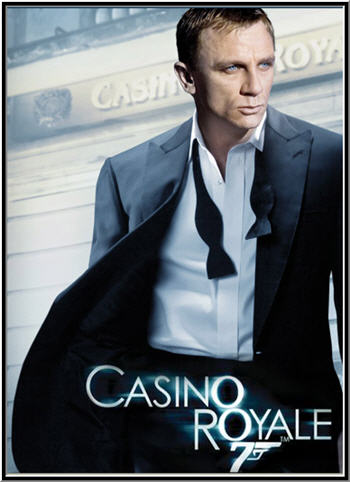 James Bond : Casino Royale | 720p ( Türkçe Dublaj ) HD İzle