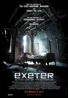 Şeytanın Gecesi — Exeter 2015 Türkçe Dublaj 1080p Full HD izle