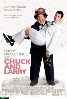 Damadı Öpebilirsin — I Now Pronounce You Chuck and Larry 2007 Türkçe Dublaj 1080p Full HD izle