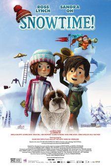 Snowtime 2015 Türkçe Altyazılı 1080p Full HD izle