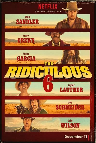The Ridiculous 6 izle |1080p| –  | Film izle | HD Film izle