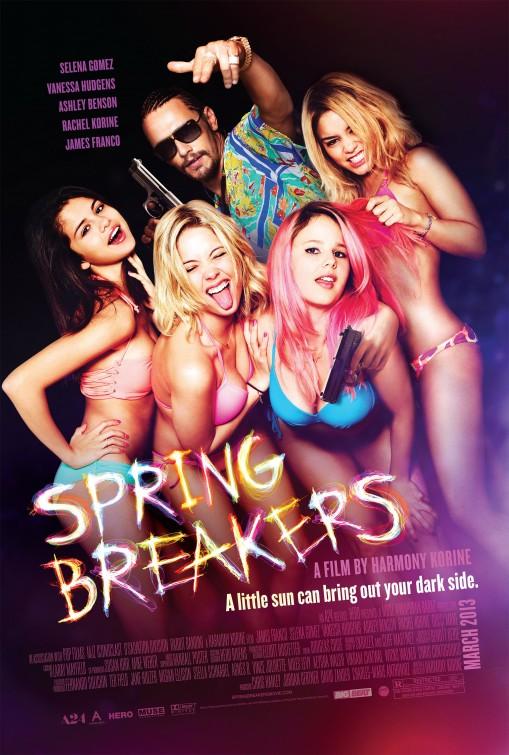 Bahar Tatili – Spring Breakers izle