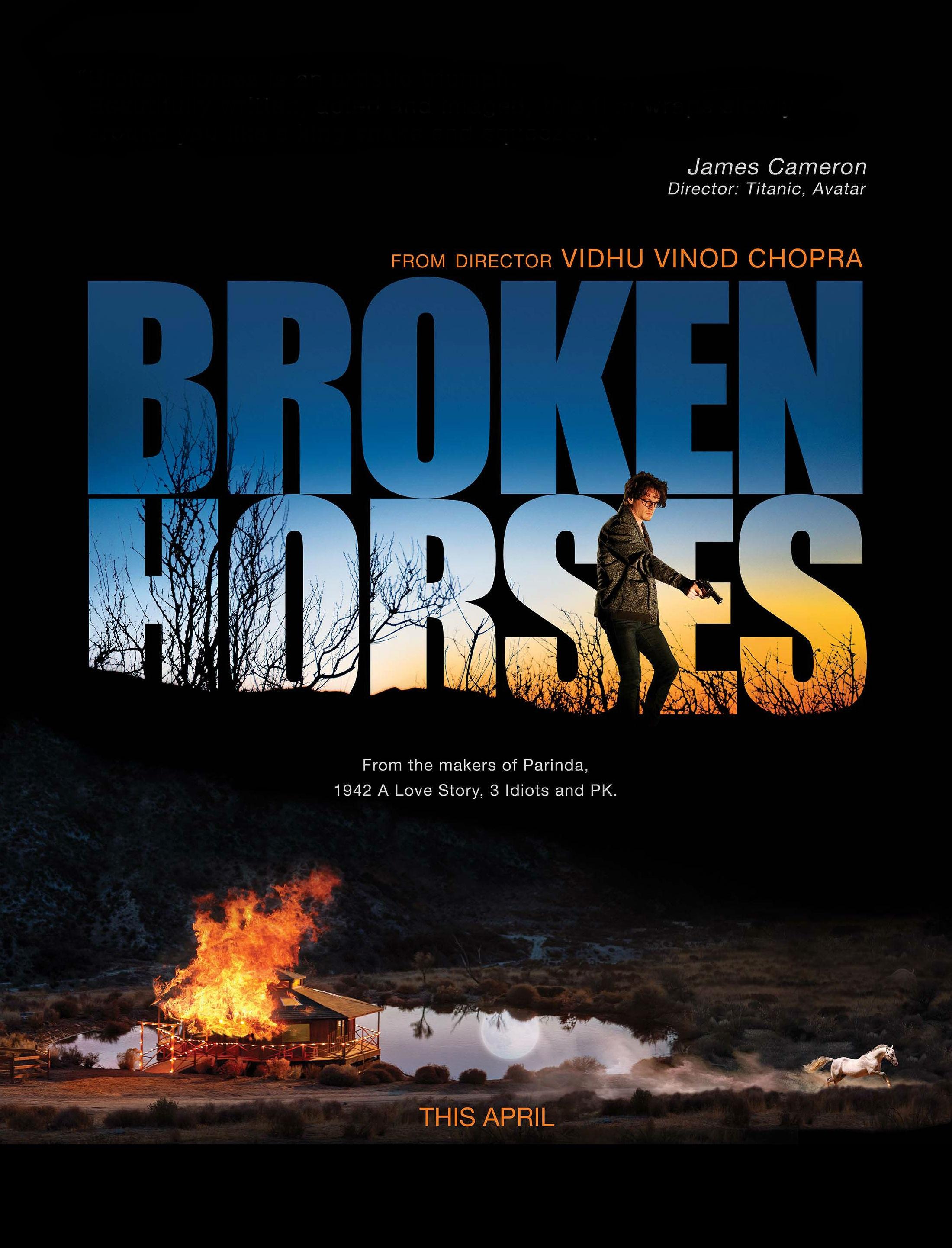 Broken Horses izle