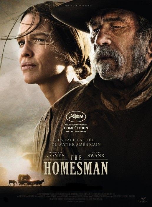 The Homesman izle