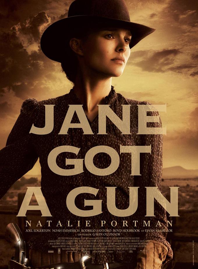 Jane Got a Gun izle