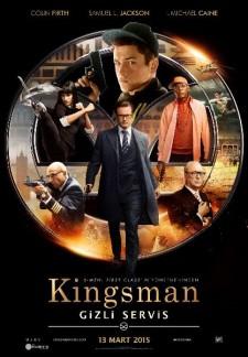 Kingsman: Gizli Servis | 1080p — 720p Türkçe Altyazılı HD