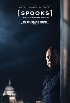 Spooks: The Greater Good 2015 Türkçe Dublaj Hd 1080p