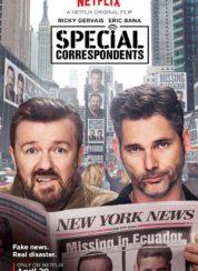 Special Correspondents Türkçe Dublaj izle