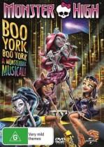 Monster High: Boo York, Boo York – 2015 – Türkçe Dublaj