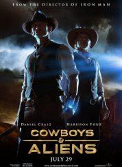 Kovboylar ve Uzaylılar HD izle Tek Parça