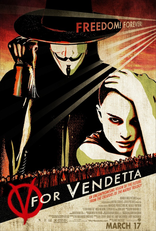 V for Vendetta Full 720p İzle