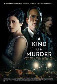 A Kind of Murder Full Hd 1080p İzle