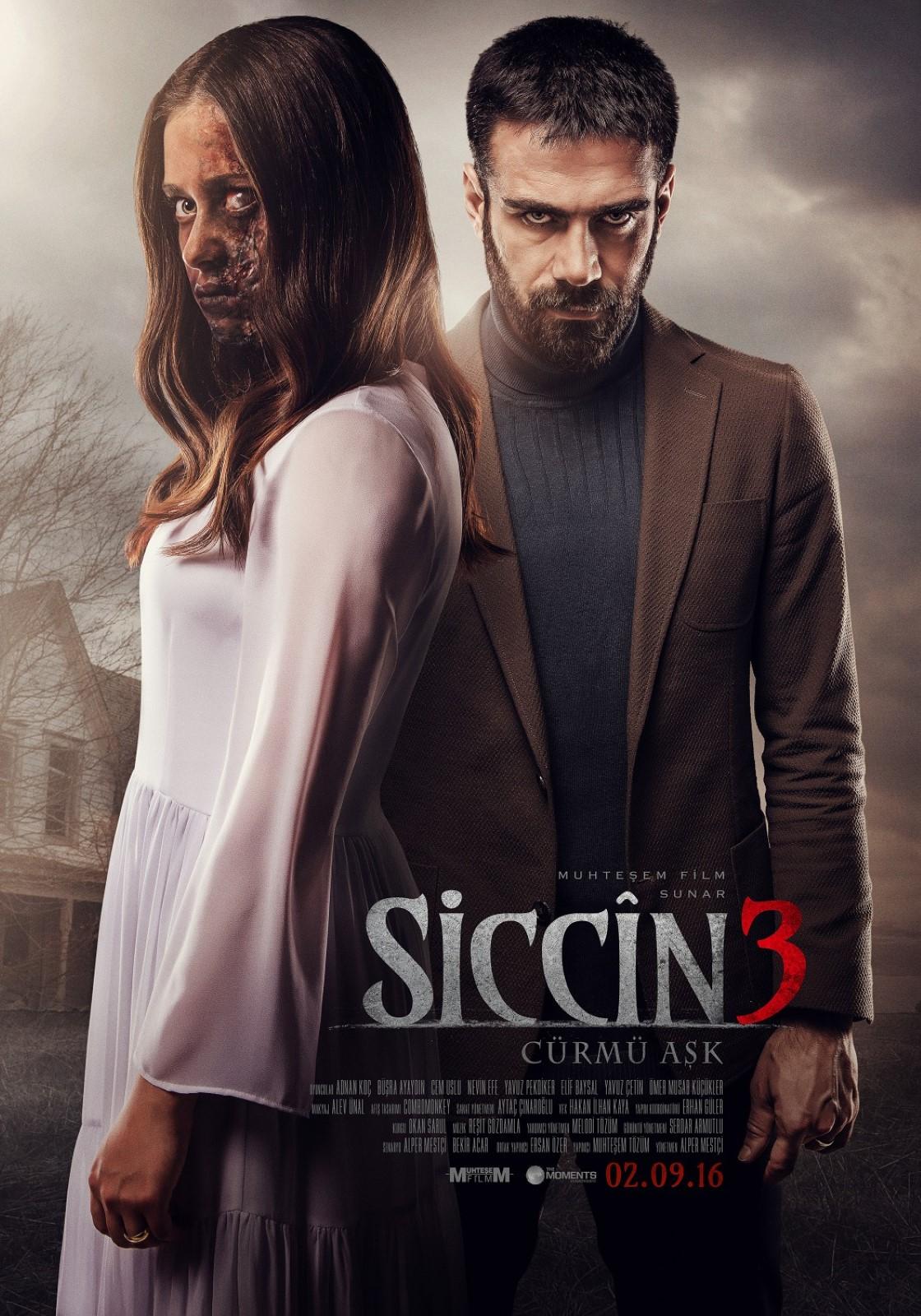 Siccin 3 : Cürmü Aşk 1080Pp İzle