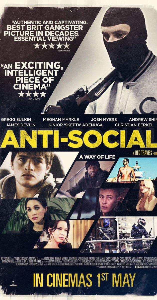 Anti-Sosyal Türkçe Dublaj izle