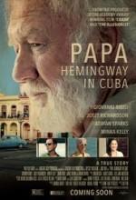 Hemingway Küba'da HD izle