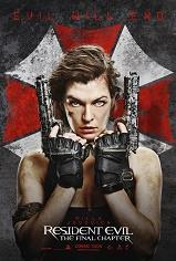 Resident Evil Son Bölüm Resident Evil The Final Chapter