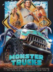 Canavar Kamyonlar Monster Trucks FullHD izle
