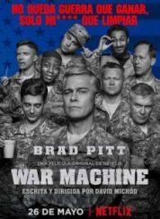 Savaş Makinesi War Machine FullHD izle