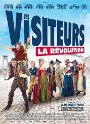 Çılgın Ziyaretçiler 3 İhtilal Les Visiteurs La Révolution FullHD Film izle