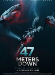 Denizde Dehşet 47 Meters Down FullHD Film İzle