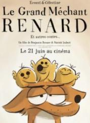 Büyük Kötü Tilki ve Diğer Masallar Le grand mechant renard et autres contes  – Türkçe Dublaj