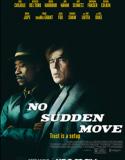 No Sudden Move – Türkçe Altyazılı